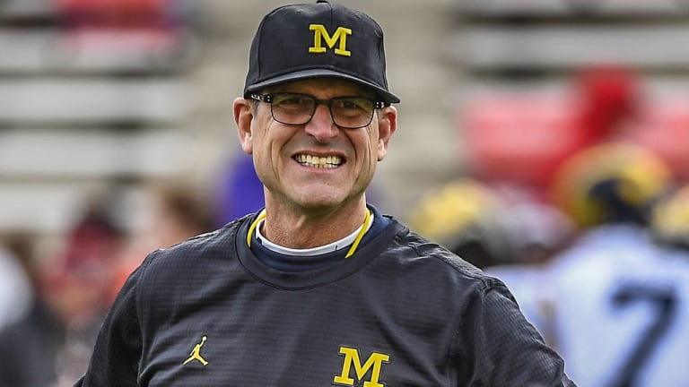 Michigan Suffers Worst Loss Of Harbaugh Era To MSU