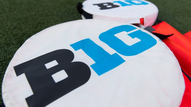 A Jersey Guy: Big Ten WILL be a Factor in March Madness