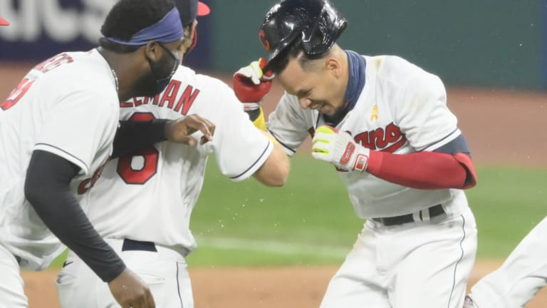 The Year That Is For Indians 2B Cesar Hernandez