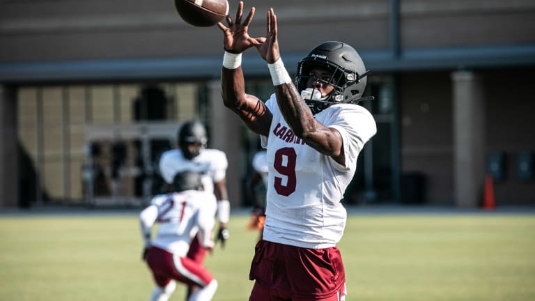 Will Muschamp Gives Assessment Of South Carolina's Final Fall Scrimmage