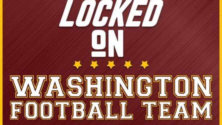 Locked on Washington Football Team Pod - Thursday 10/29