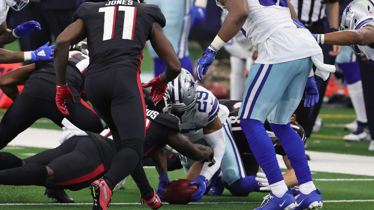 6 Observations from Falcons devastating loss to Dallas Cowboys