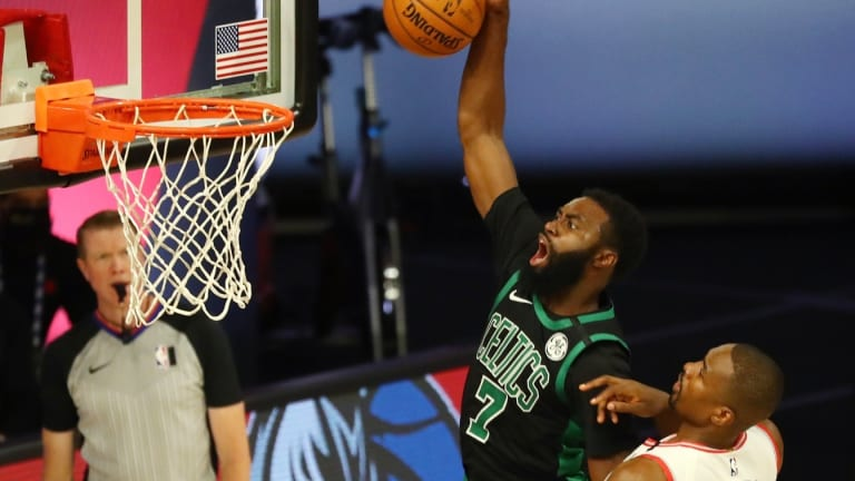 Cal Basketball: Jaylen Brown Moves Up Ranks of Ex-Bears in NBA Playoffs
