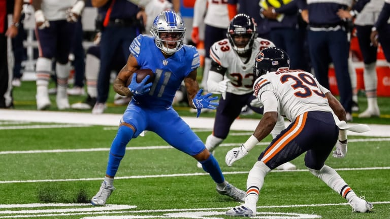 Ex-Cal Star Marvin Jones Not a Favorite of NFL Fantasy Experts in Week 3
