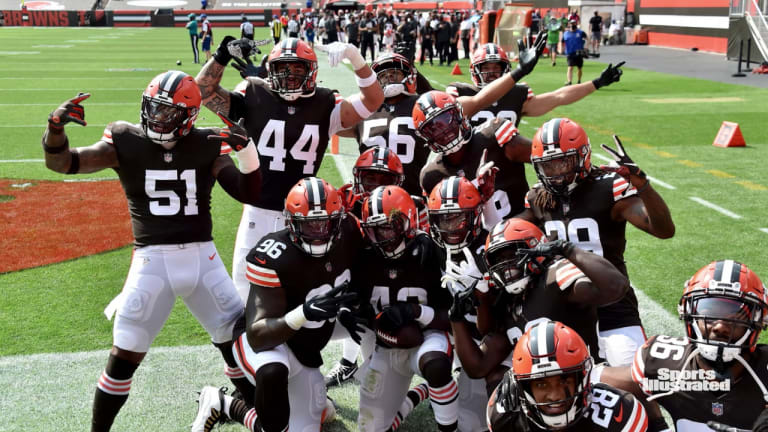 Browns Whack Washington - The Good, Bad And What's Next