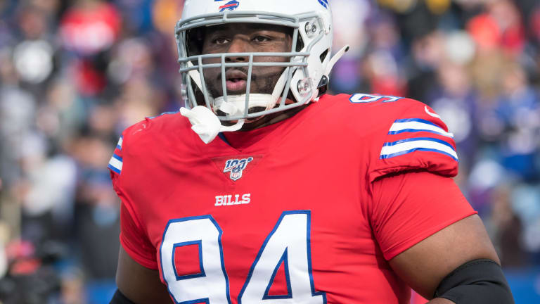 Former Illini DT Corey Liuget Signed To Houston Texans Practice Squad