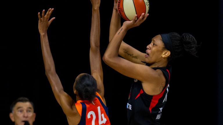 A'ja Wilson And Las Vegas Aces Heading To WNBA Finals