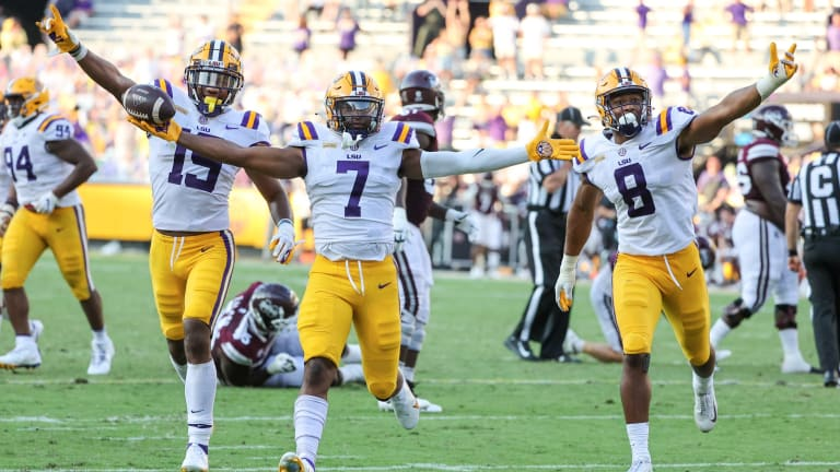 Cal vs. LSU in Las Vegas Bowl -- One Expert Predicts That Matchup