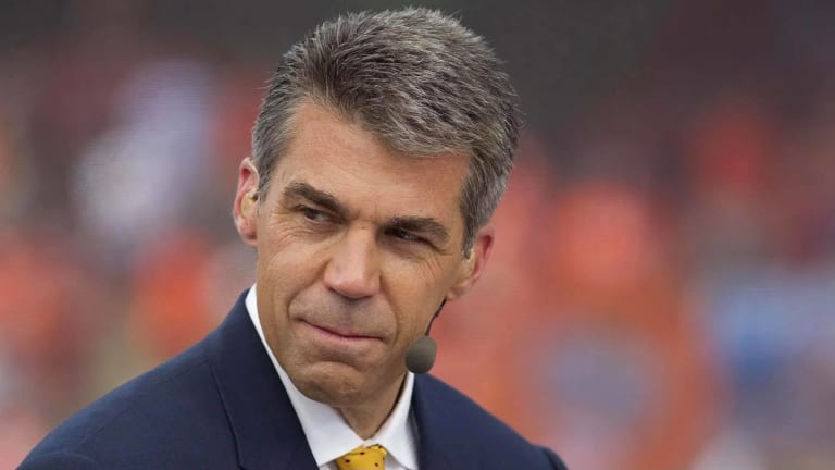 Chris Fowler: Big Ten Champ Should Have Road To College Football Playoffs