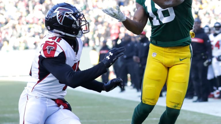 How Does The Atlanta Falcons' Secondary Matchup Against The Green Bay Packers' Wide Receivers?
