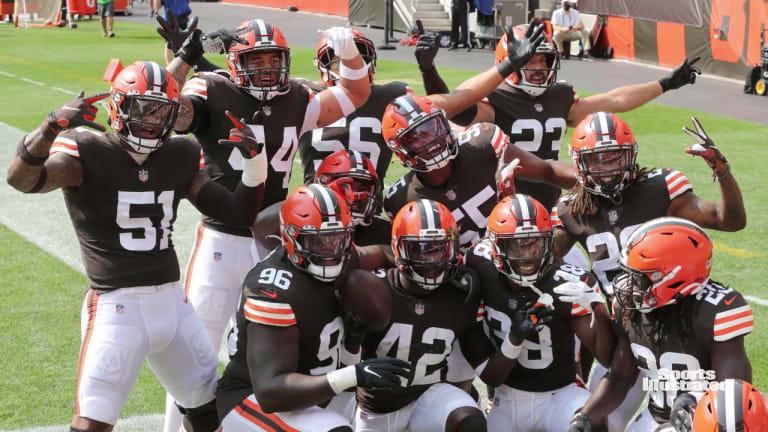Cleveland Browns vs. Jacksonville Jaguars -- Live Game Thread