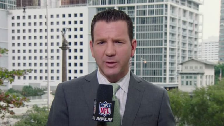 NFL Network Hits Reporter With Truly Bizarre Suspension: TRAINA THOUGHTS