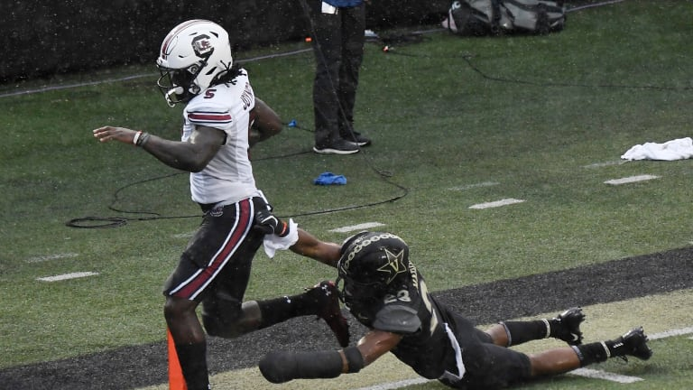 South Carolina Athletics Issues Statement On Status Of Players Following Vandy Game