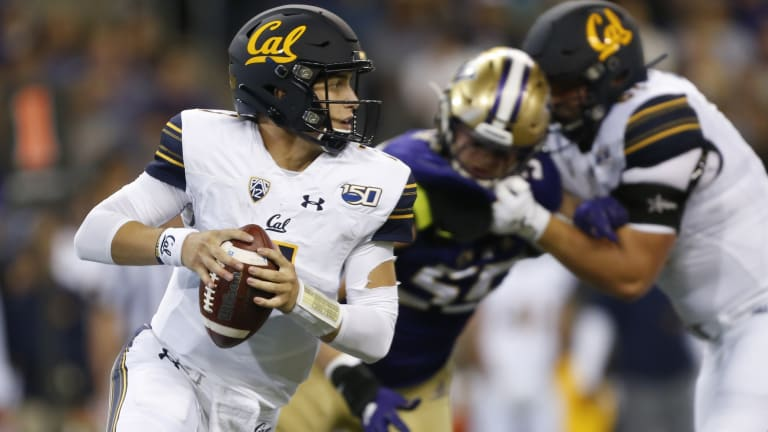 Pac-12 Football: Point Spreads for Nov. 7 Openers; Cal Is an Underdog