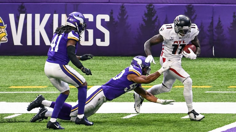 5 Observations From Falcons' Victory Against Vikings