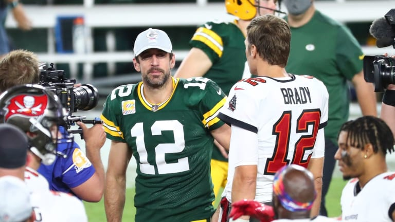 Cal in NFL Week 6: Tough Day for Jared Goff, Aaron Rodgers