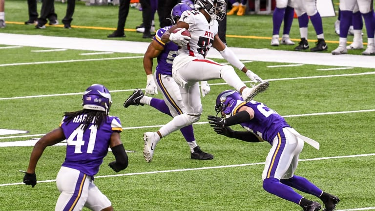 Grading The Falcons: Week 6 vs. Minnesota Vikings