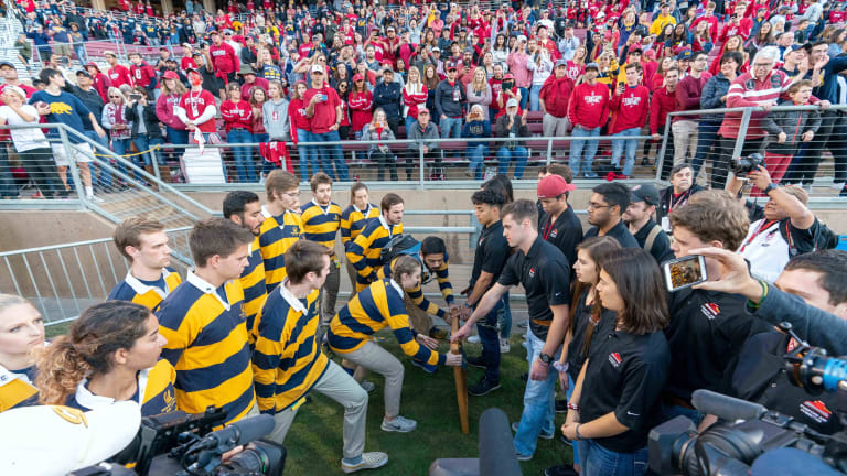 Cal Football: Game Time Set for Nov. 27 Big Game Against Stanford