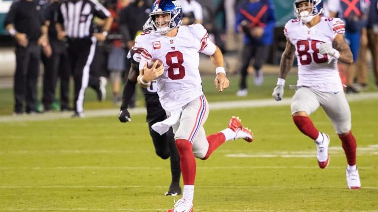 New York Giants Notebook | Daniel Jones vs. The Internet and More