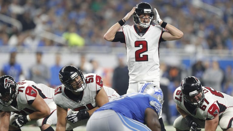 Lions Get Late TD And PAT, Beat Falcons 23-22