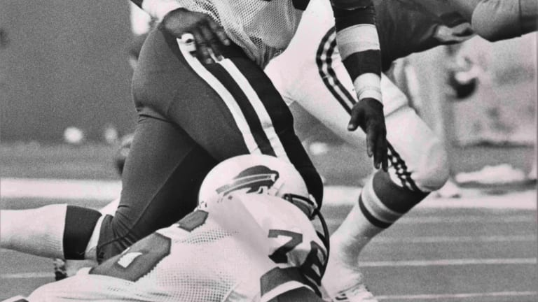State Your Case: Isiah Robertson, forgotten greatness