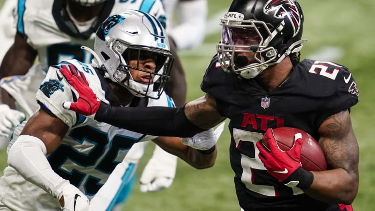 Looking Ahead To Next Week Against The Carolina Panthers