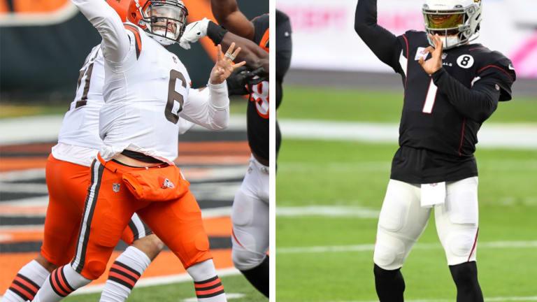 Sooners in the NFL, Week 7