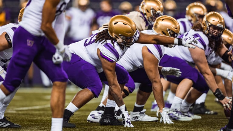 Choosing a UW Starting Lineup: Injecting Athleticism into the Husky O-line