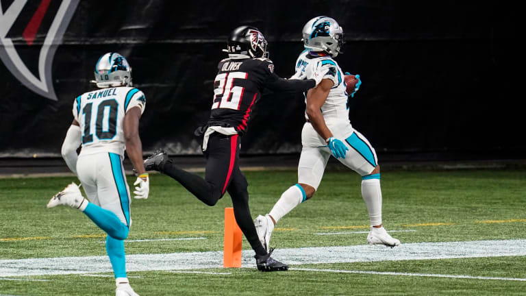 Can The Atlanta Falcons' Secondary Contain The Carolina Panthers Receivers?