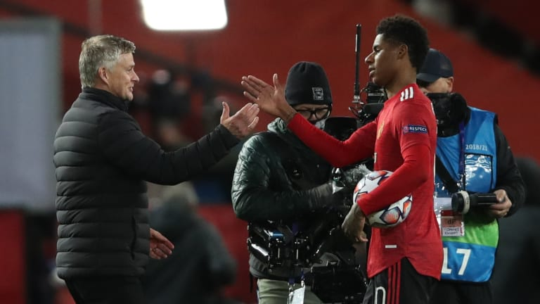 Manchester United 5-0 RB Leipzig: Five things we learned