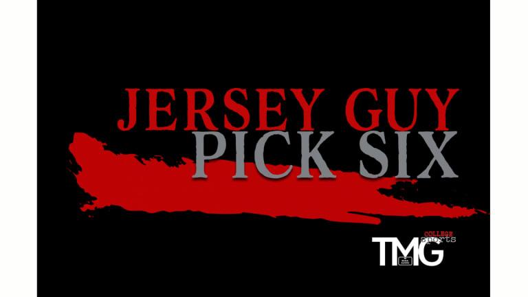 A Jersey Guy Pick Six: Week 9