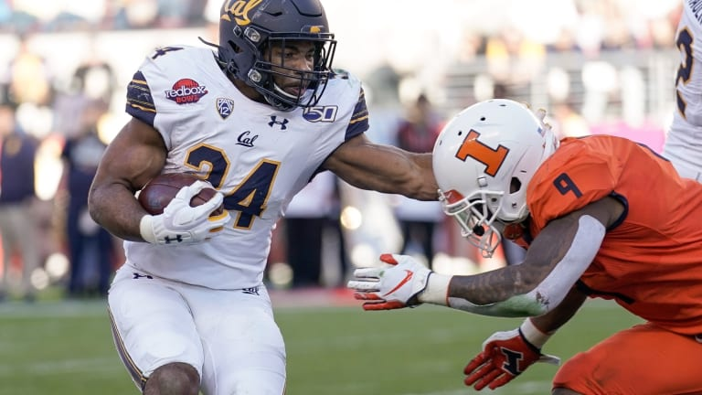 Cal Football: Keeping RB Christopher Brown Healthy Is a Priority