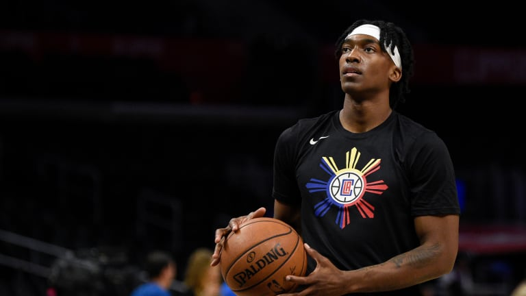 Terance Mann Named Agua Caliente Clippers Rookie of the Year