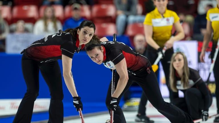 Explosive Team Changes Rock Curling World