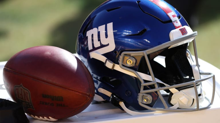 Giants Fall to Eighth in 2021 Draft Order