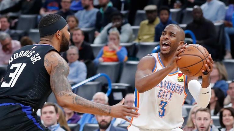 Rumor: Chris Paul Preferred Trade to LA Clippers