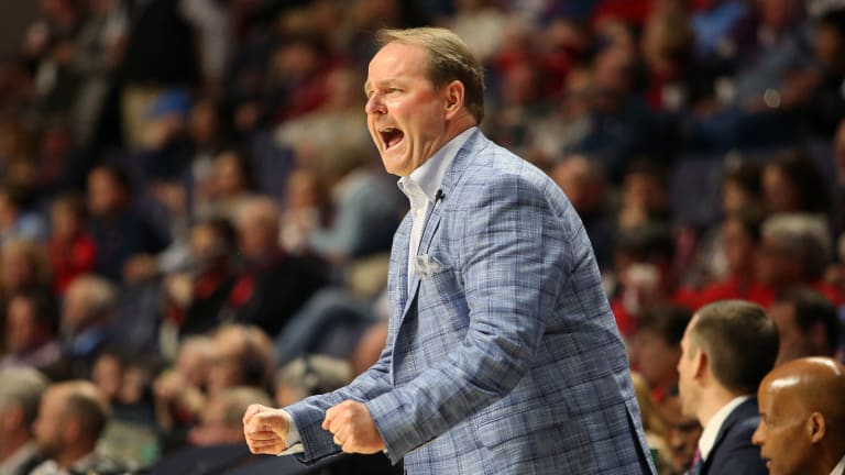 Ole Miss Men's Basketball Coach Tests Positive for COVID-19