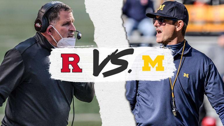 Staff Picks: Michigan At Rutgers
