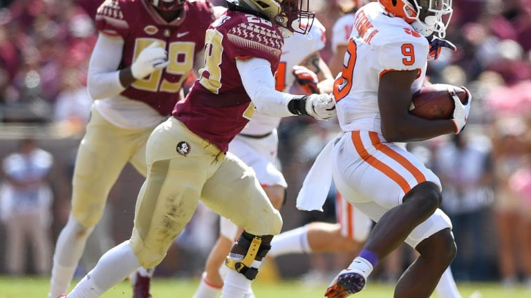 Florida State Did Clemson a Favor By Not Playing on Saturday