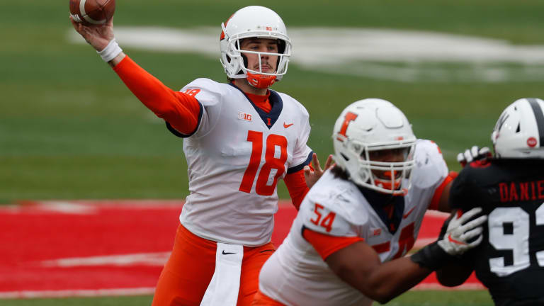 Cornjerkers: 'Whenever you win somewhere for the first time since Red Grange played, it's a big deal' - Illini Rout Nebraska 41-23