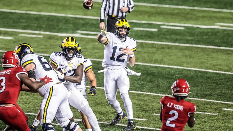 Oh Cool, Michigan Beat Rutgers In Triple Overtime