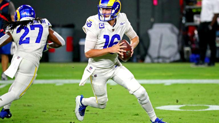 Rick Gosselin's Week 12 NFL rankings: Here come the Rams