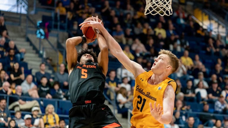 Cal Basketball: Bears to Face Oregon State in Wednesday Opener at Corvallis
