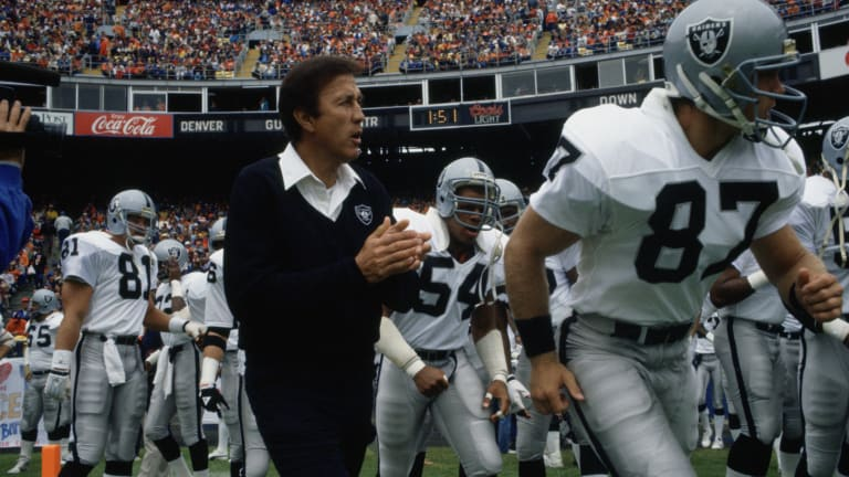 """Tom Flores: Why """"I go in with a lot of people"""" if elected to Pro Football Hall"""
