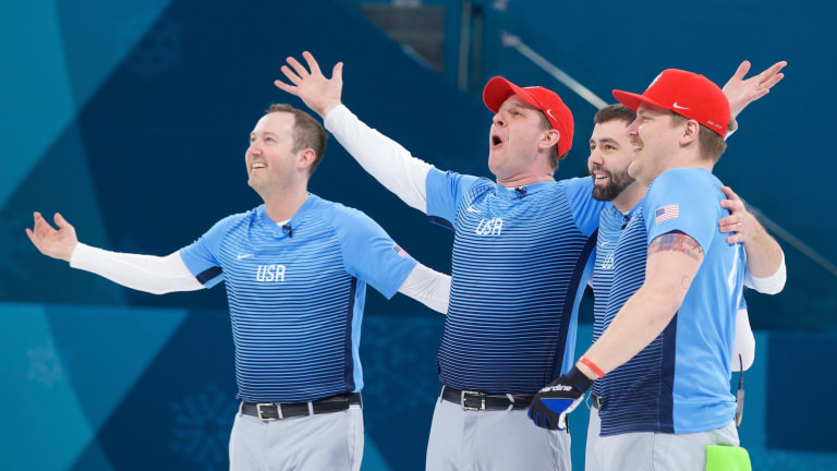Curling First And Last At Beijing 2022
