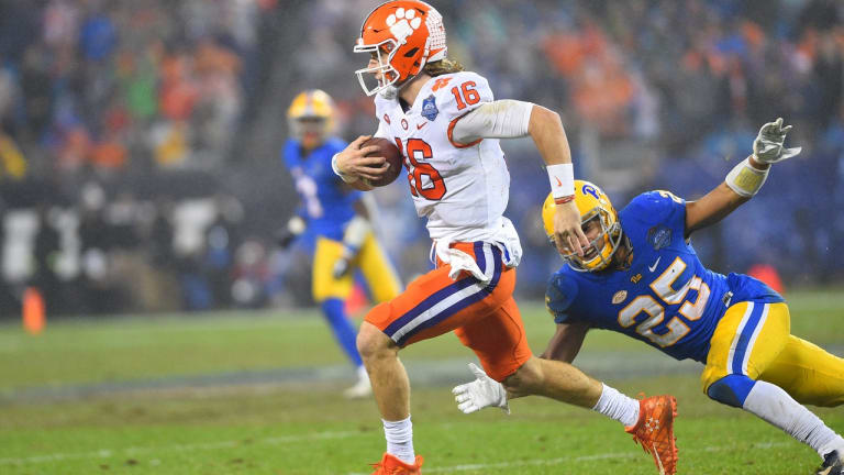 Preview and Prediction: Clemson vs. Pittsburgh