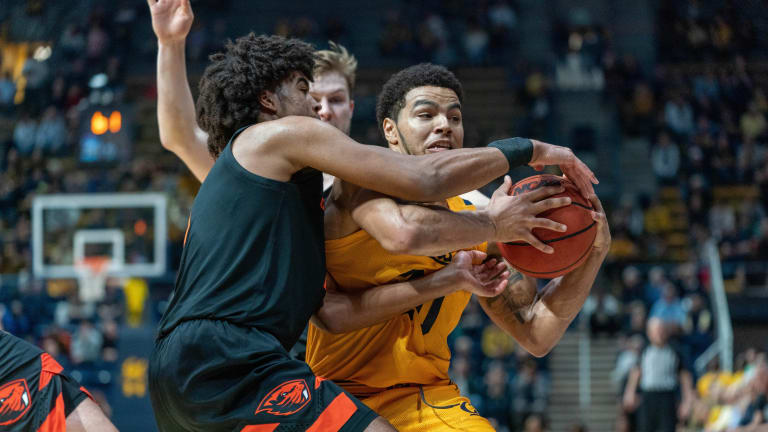 Cal Basketball: Bears Fall to Oregon State in Non-Conference Opener