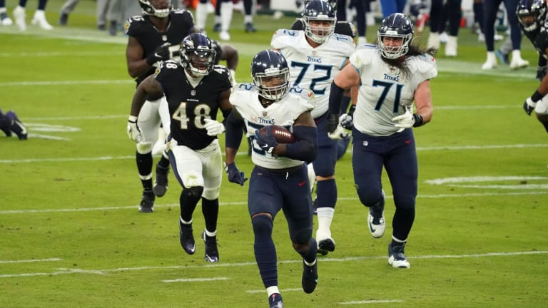 Rick Gosselin's Week 13 NFL rankings: The Titans are back in the chase