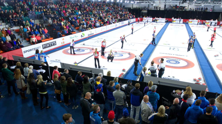 New Curling Events To Stare Down COVID