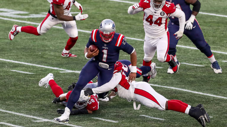 3 Stats To Know for Patriots' Week 13 Game vs. Chargers